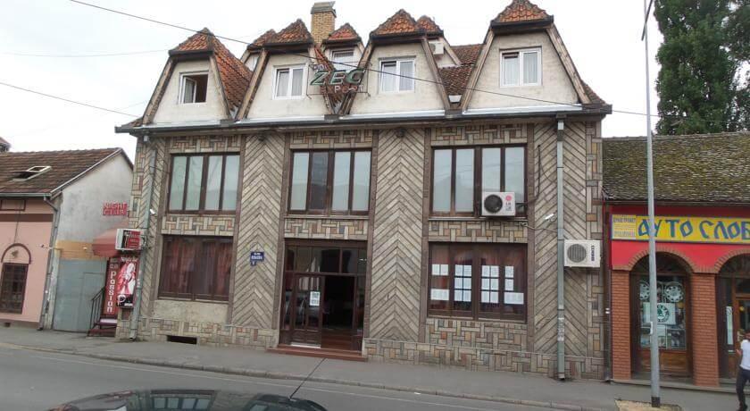 online rezervacije Hostel Centar NS