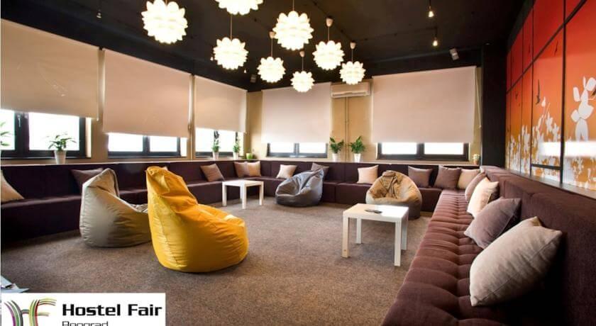 online rezervacije Hostel Fair