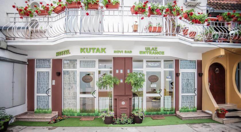 online rezervacije Hostel Kutak