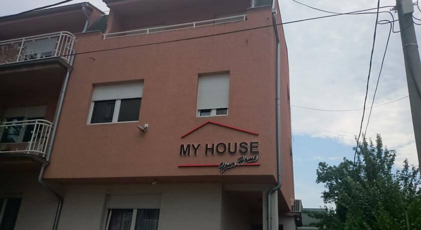 online rezervacije Hostel My House