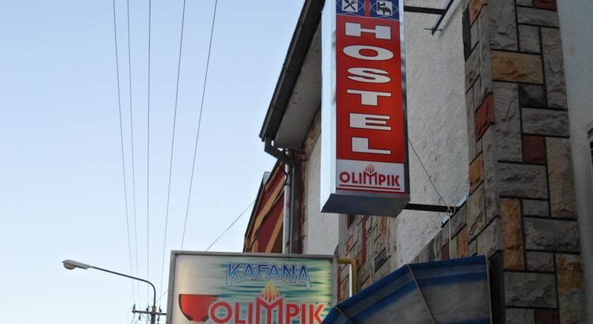 online rezervacije Hostel Olimpik