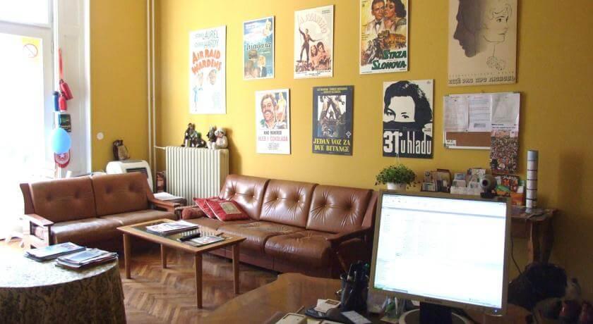 online rezervacije Hostel Sova