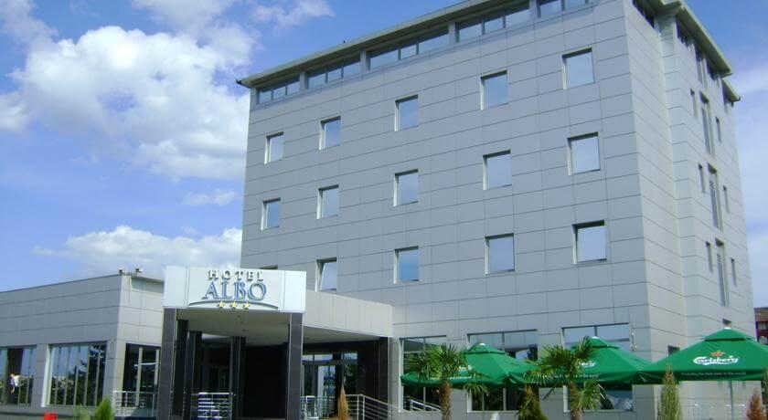 online rezervacije Hotel Albo