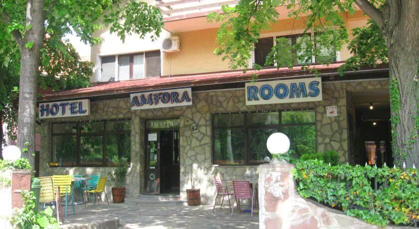 online rezervacije Hotel Amfora