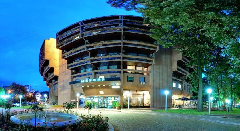 online rezervacije Hotel and Medical Centre Merkur