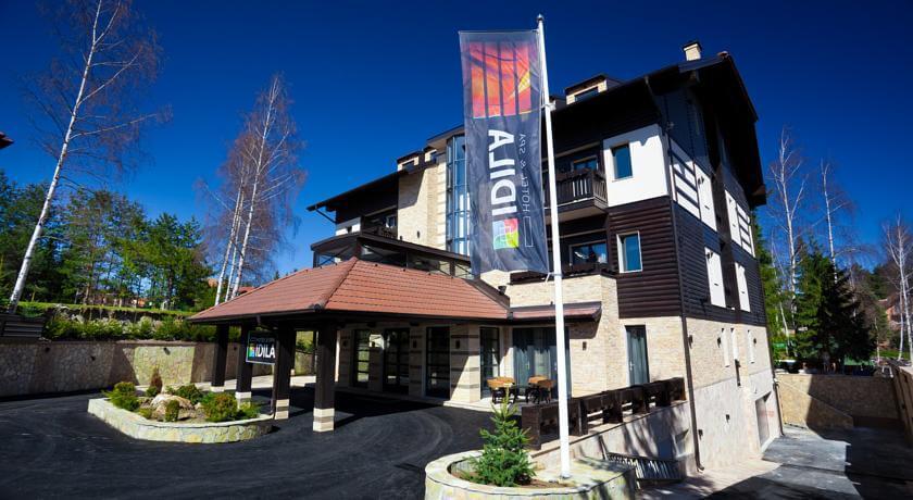 online rezervacije Hotel and Spa Idila