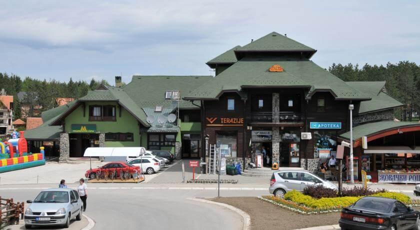 online rezervacije Hotel & Apartments GP Konak