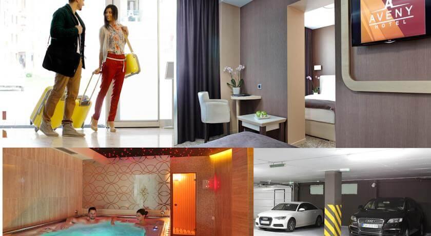 online rezervacije Hotel Aveny