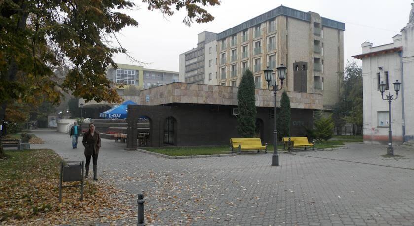 online rezervacije Hotel Bačka