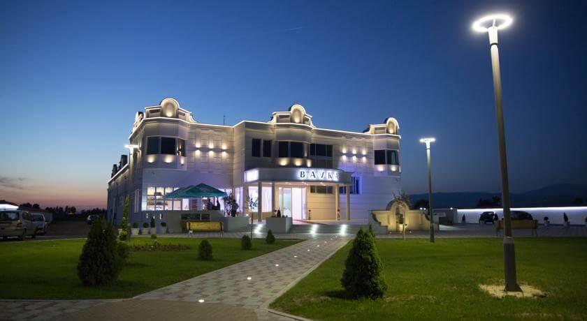online rezervacije Hotel Bavka