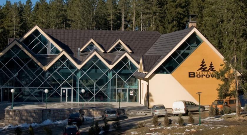 online rezervacije Hotel Borići