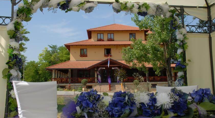 online rezervacije Hotel Borkovac