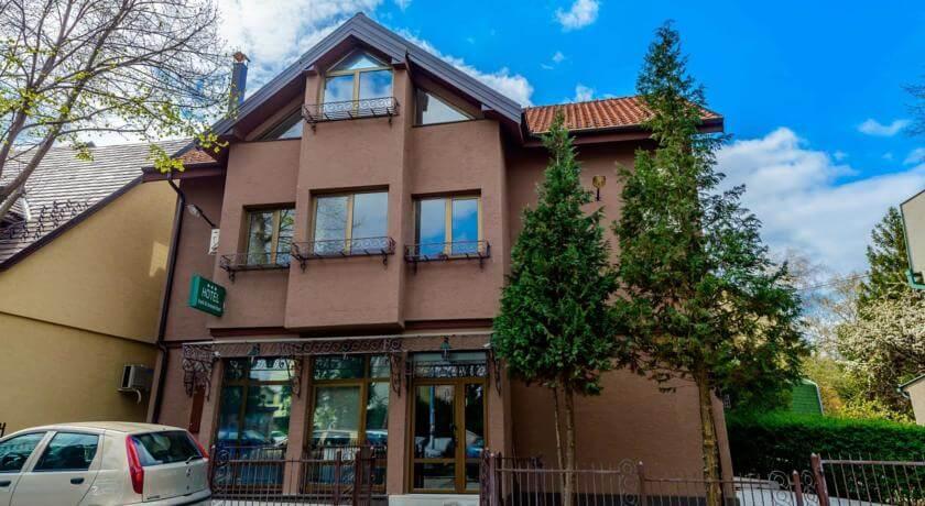 online rezervacije Hotel Dedinje Beograd