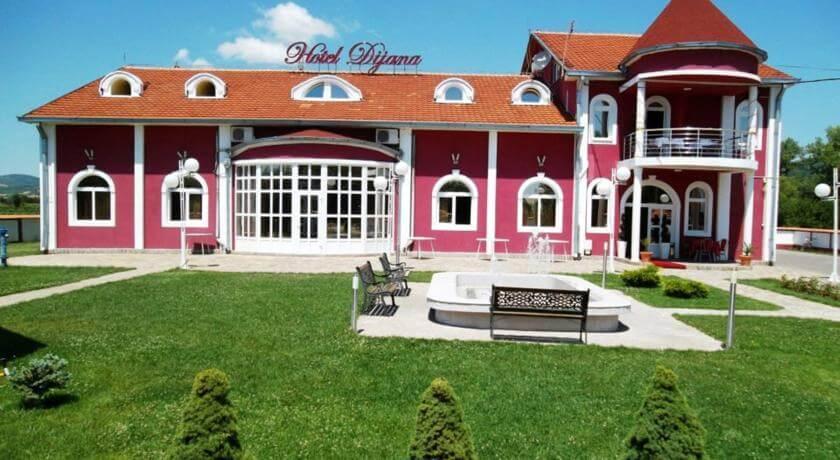 online rezervacije Hotel Dijana-Pirot