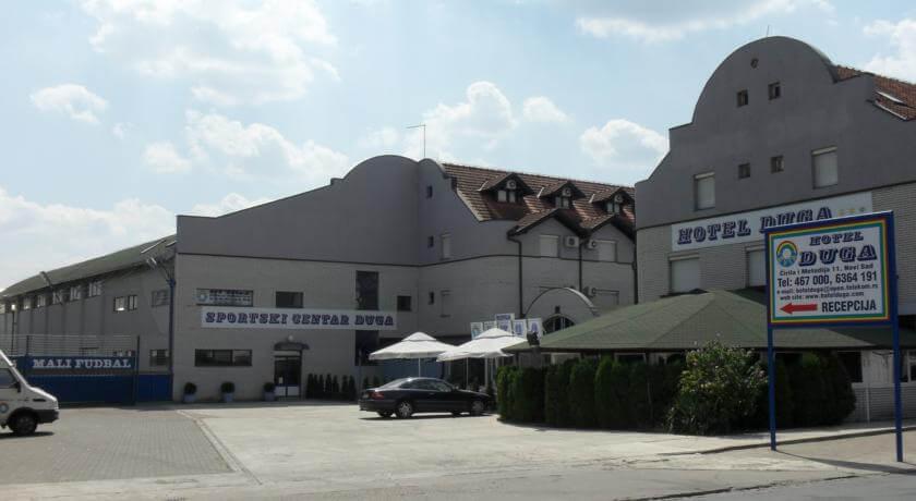 online rezervacije Hotel Duga