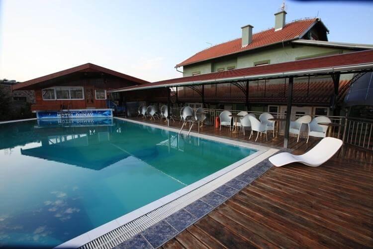 online rezervacije Hotel Dunav