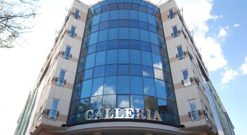 online rezervacije Hotel Galleria