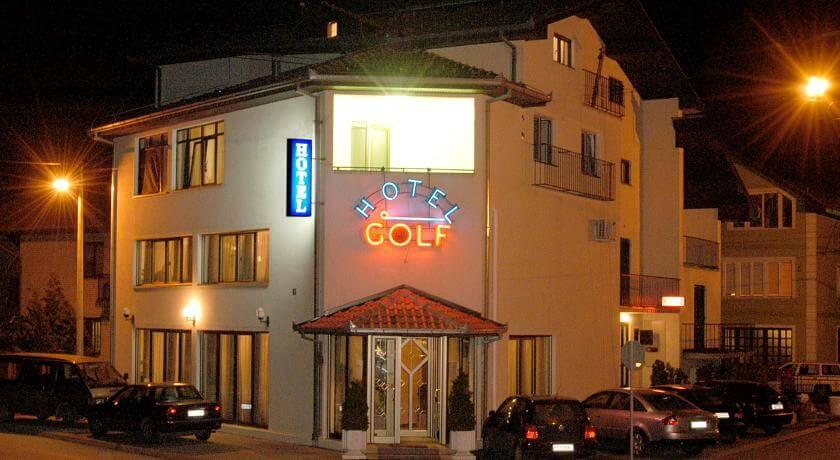 online rezervacije Hotel Golf