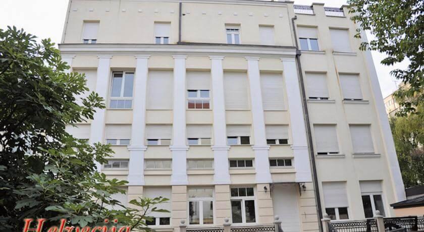 online rezervacije Hotel Helvetia