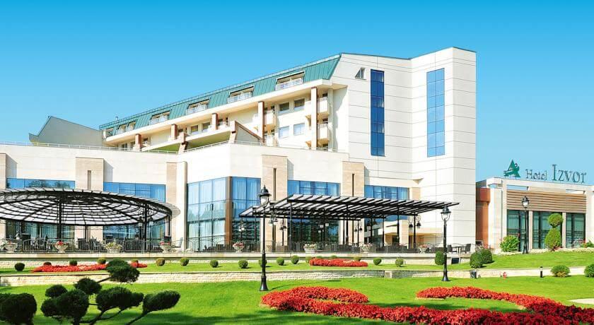 online rezervacije Hotel Izvor Arandjelovac