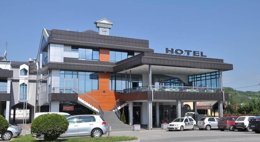 online rezervacije Hotel Kole