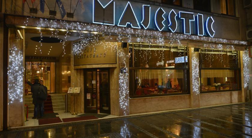 online rezervacije Hotel Majestic