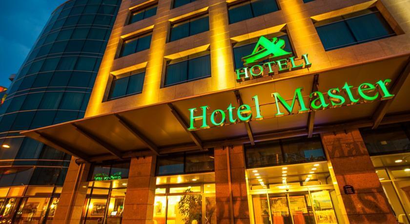 online rezervacije Hotel Master