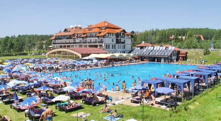 online rezervacije Hotel Olimp