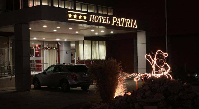 online rezervacije Hotel Patria