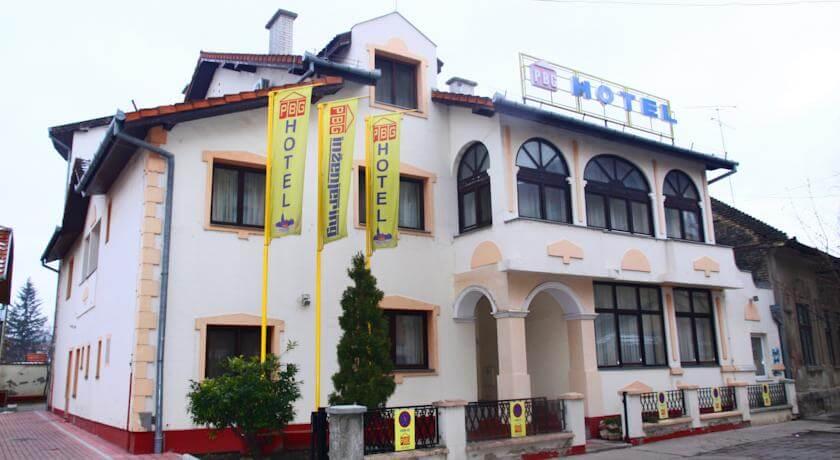 online rezervacije Hotel PBG