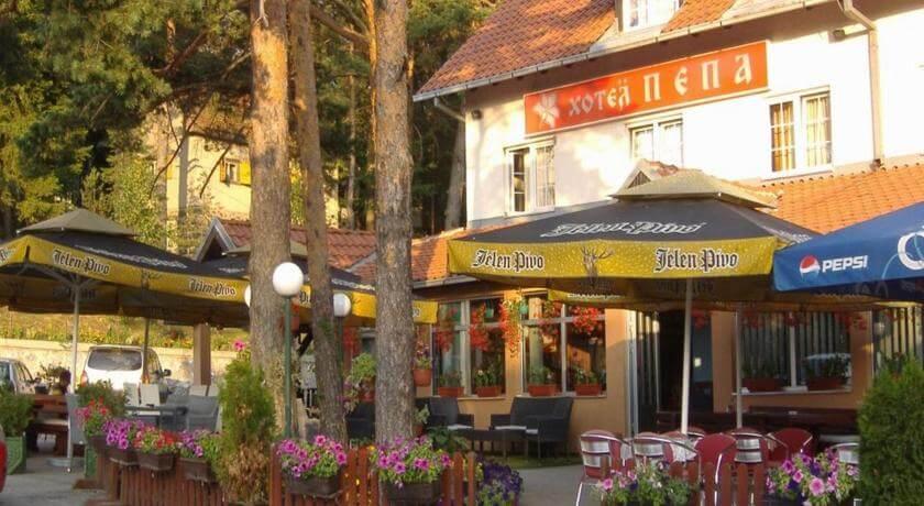 online rezervacije Hotel Pepa