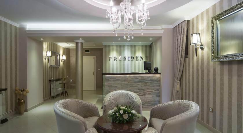 online rezervacije Hotel President de Luxe