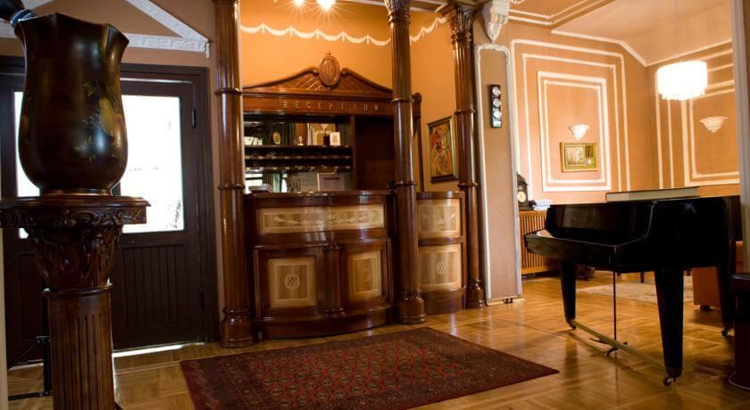 online rezervacije Hotel Radmilovac