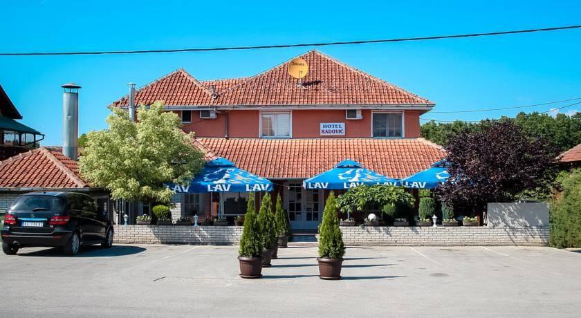 online rezervacije Hotel Radović