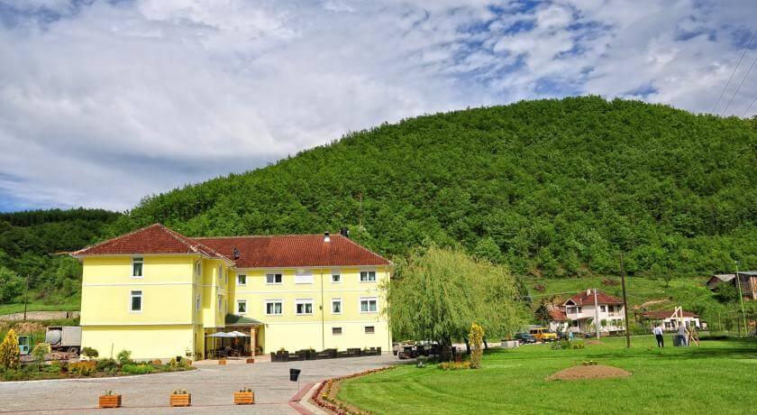 online rezervacije Hotel Raj