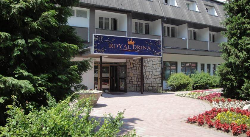 online rezervacije Hotel Royal Drina