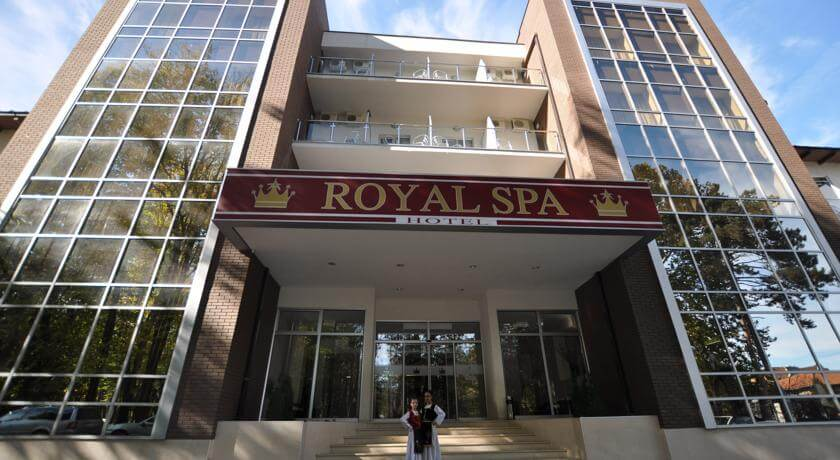 online rezervacije Hotel Royal Spa