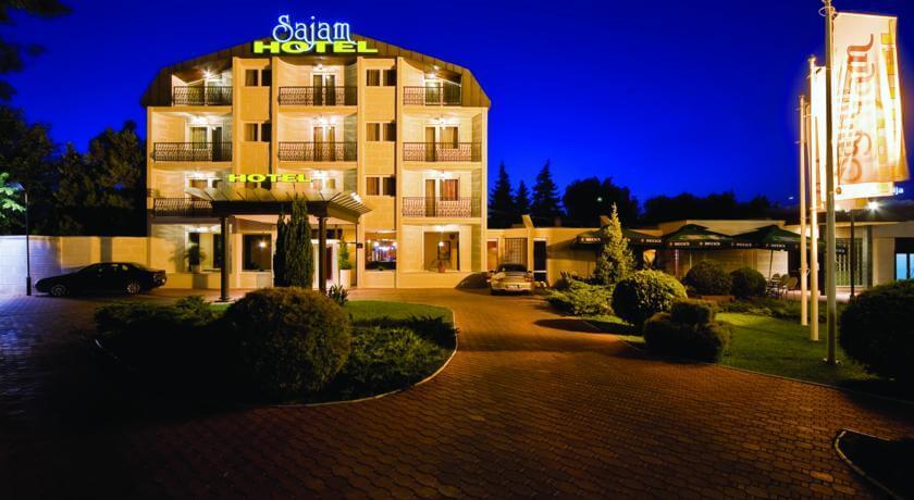 online rezervacije Hotel Sajam