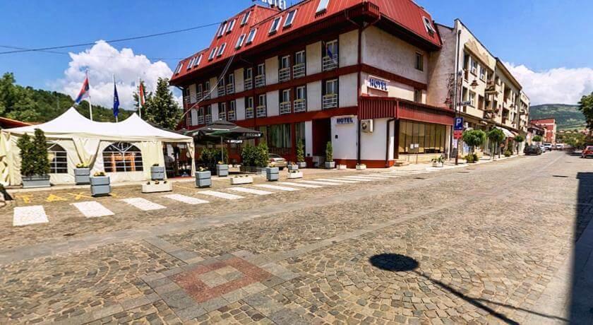 online rezervacije Hotel Sax Balkan