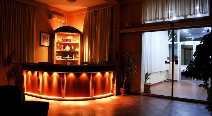 online rezervacije Hotel Slodes