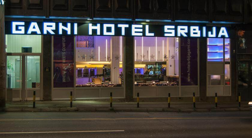 online rezervacije Hotel Srbija Garni