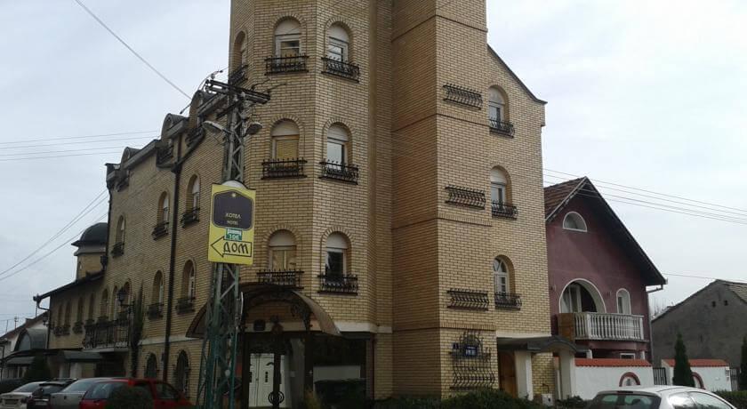 online rezervacije Hotel St. George