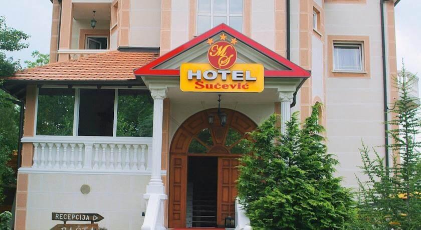 online rezervacije Hotel Sucevic Garni