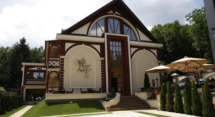 online rezervacije Hotel Vila Lago