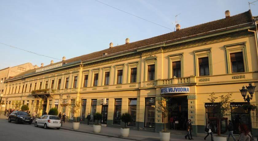 online rezervacije Hotel Vojvodina