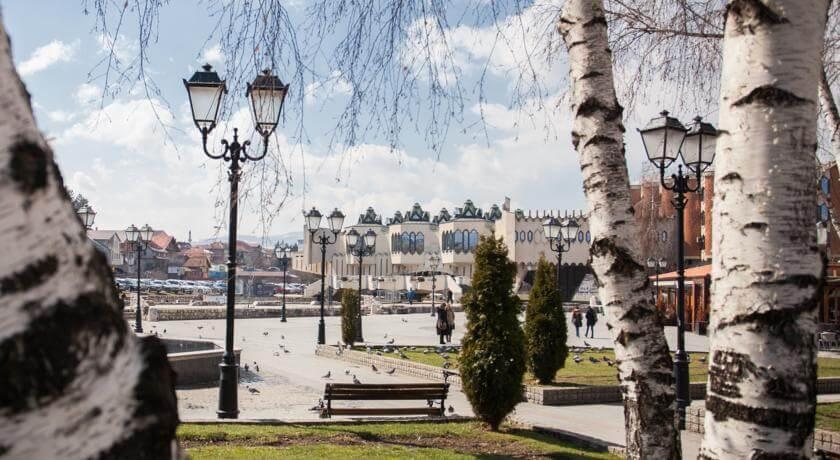 online rezervacije Hotel Vrbak