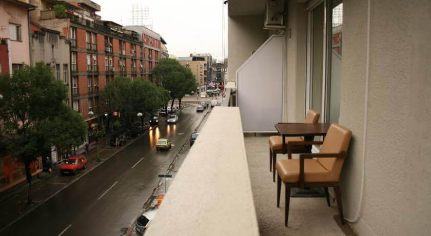 online rezervacije Main Street Apartments