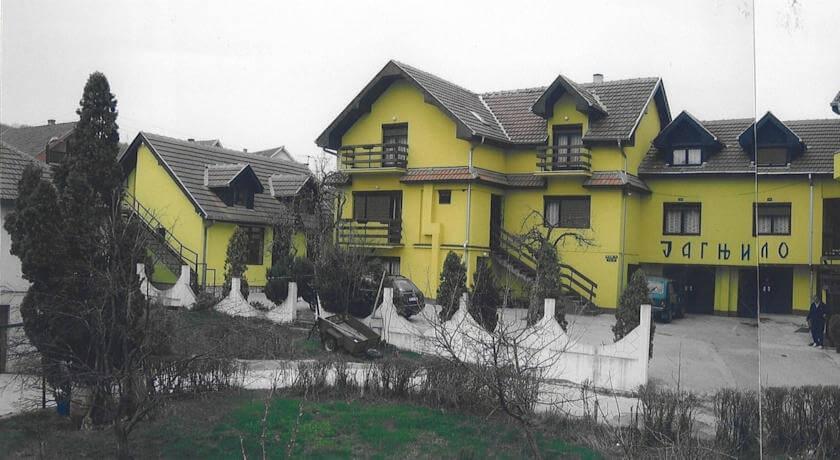 online rezervacije Motel Jagnjilo