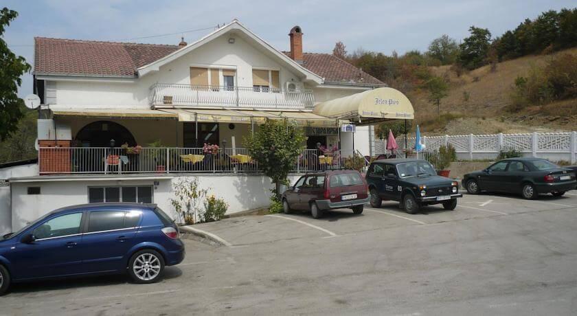online rezervacije Motel Stara Vrba