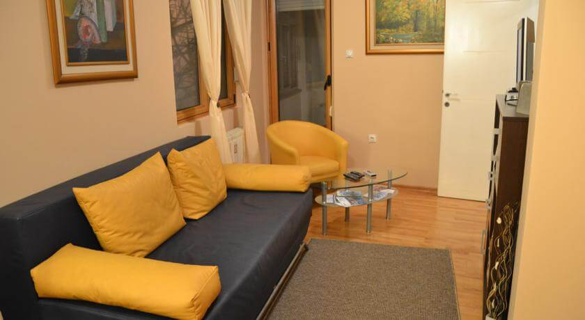 online rezervacije Naissus Apartment